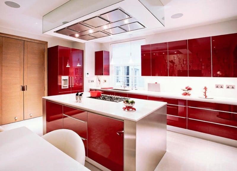 Kitchen Interior Layout Design