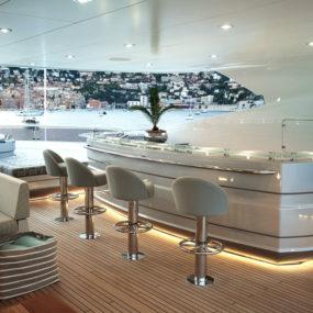 Best Modern Yacht Interior Designs