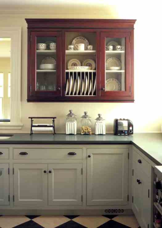 View In Gallery Inset Kitchen Cabinets Cost Traditional With Two