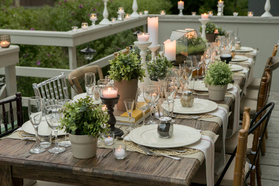 Easy Brunch Table Settings Beautiful For