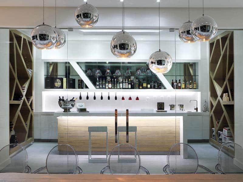 Any Connoisseurs Dream Modern Wine Cellar Designs