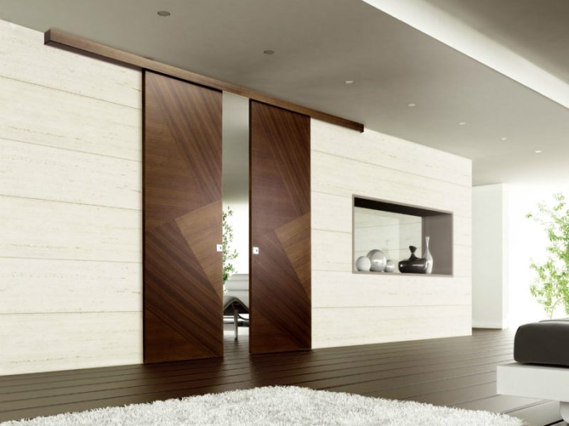 Modern Interior Door Designs for Most Stylish Room Transitions View in gallery RIO CANALETTO sliding doors by Ghizzi   Benatti