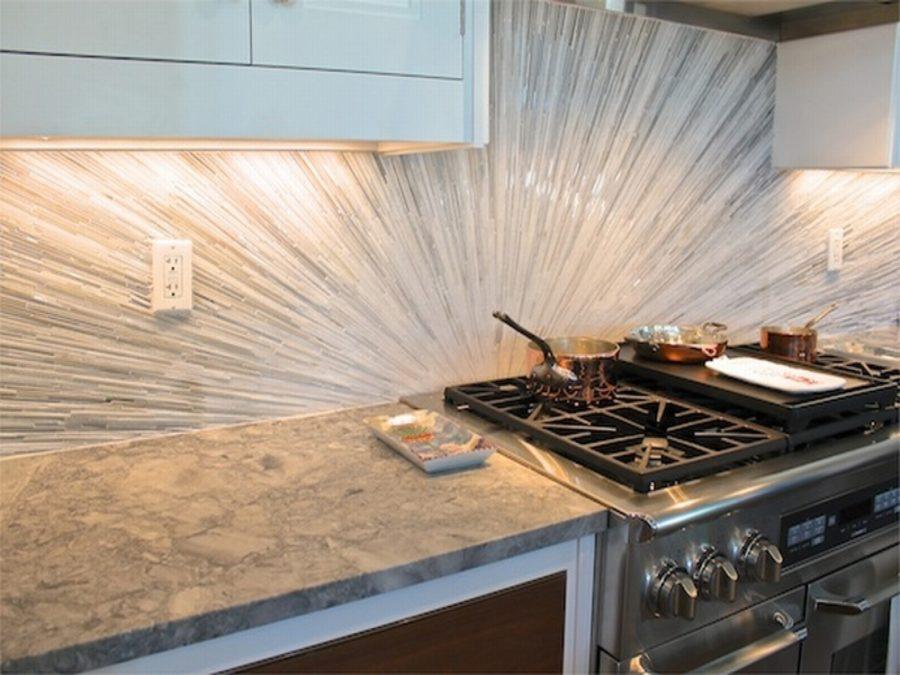 15 glass backsplash ideas to spark your