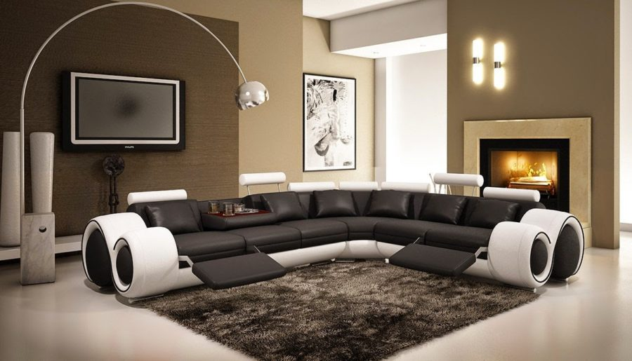 these 20 curved sectional couches are