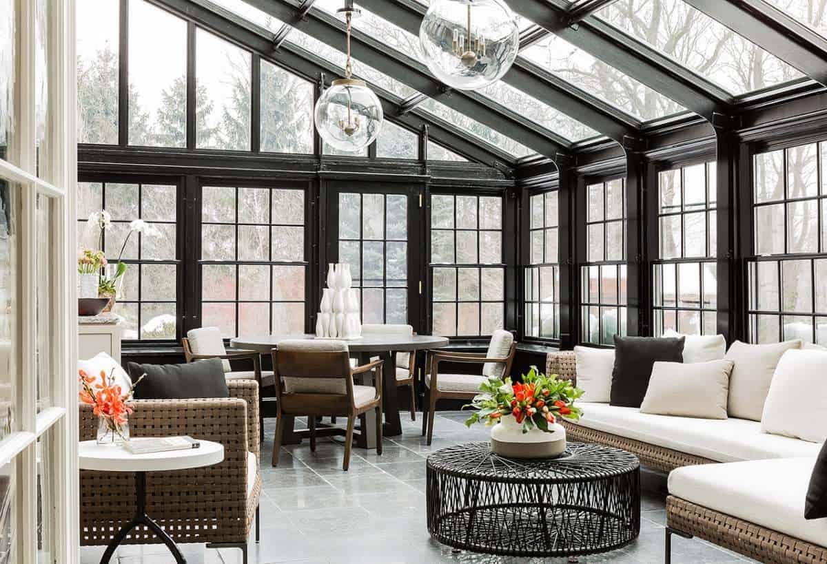 20 Pieces Of Modern Sunroom Furniture That Ll Add