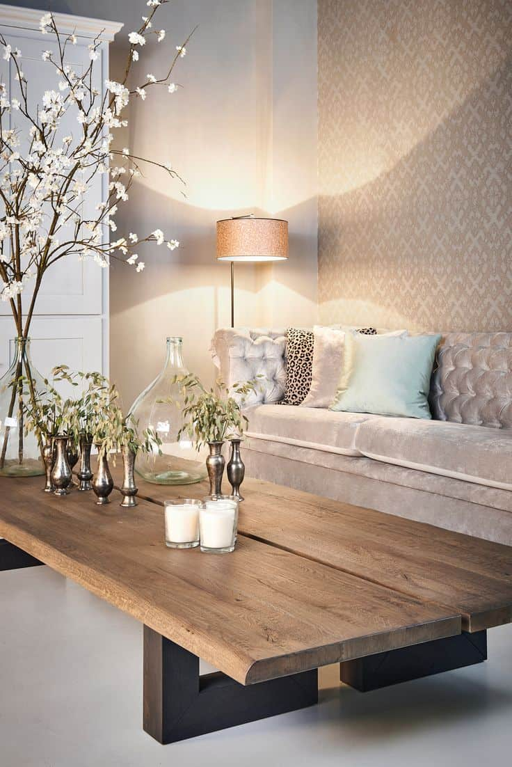 Wtsenates Extraordinary Living Room No Coffee Table In Collection 6065
