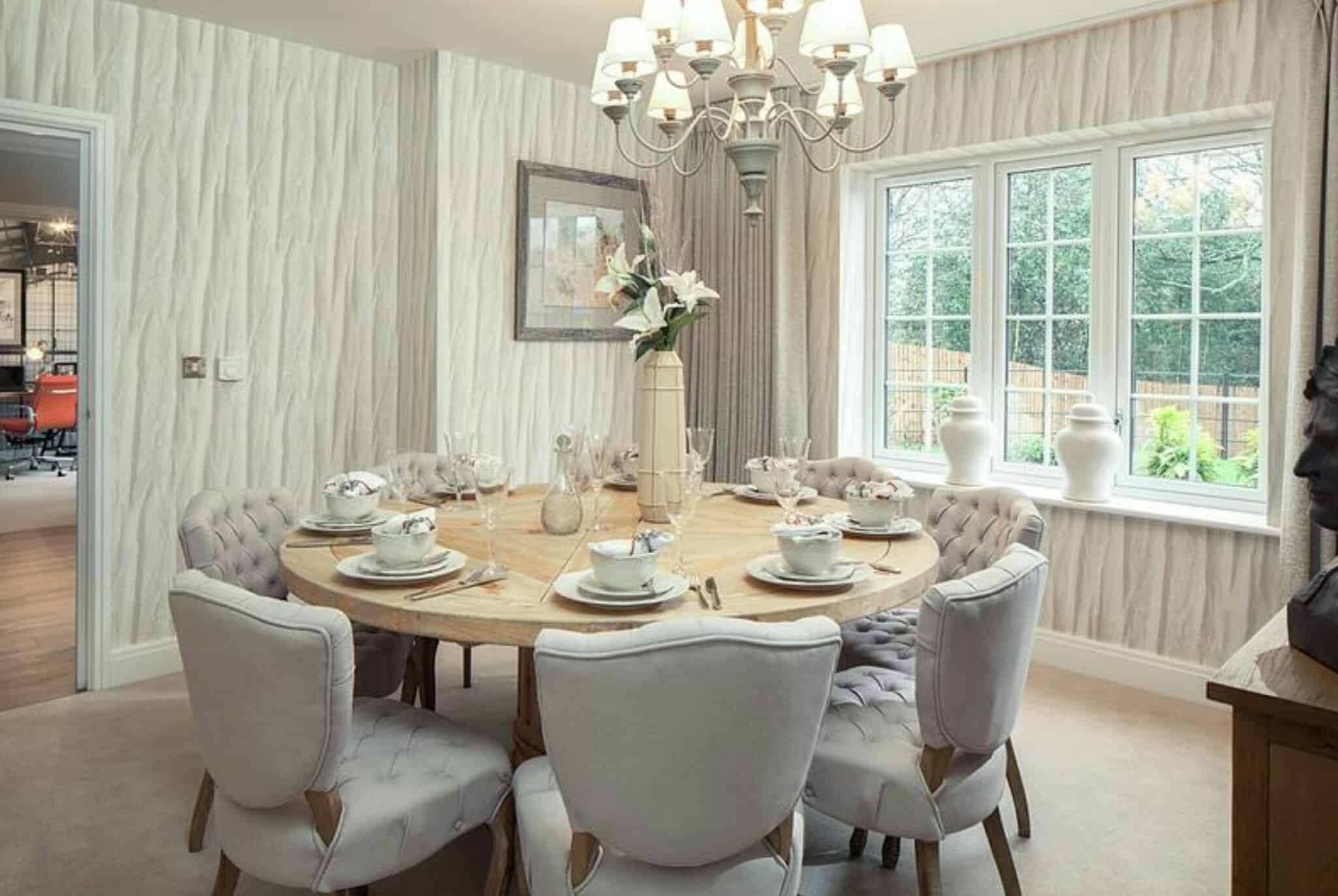 Modern Dining Room Tables That Are on Trend View in gallery sopisticated dining table Modern Dining Room Tables That  Are on Trend