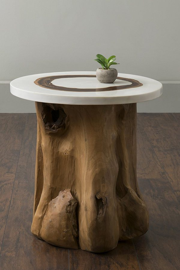 15 Unique End Tables To Liven Up Any Room Of The House