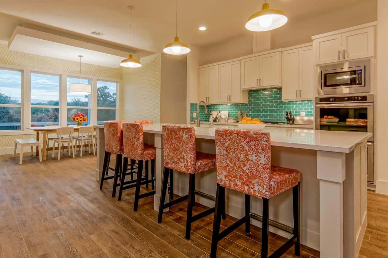 Trendy Kitchen Island Stool Ideas