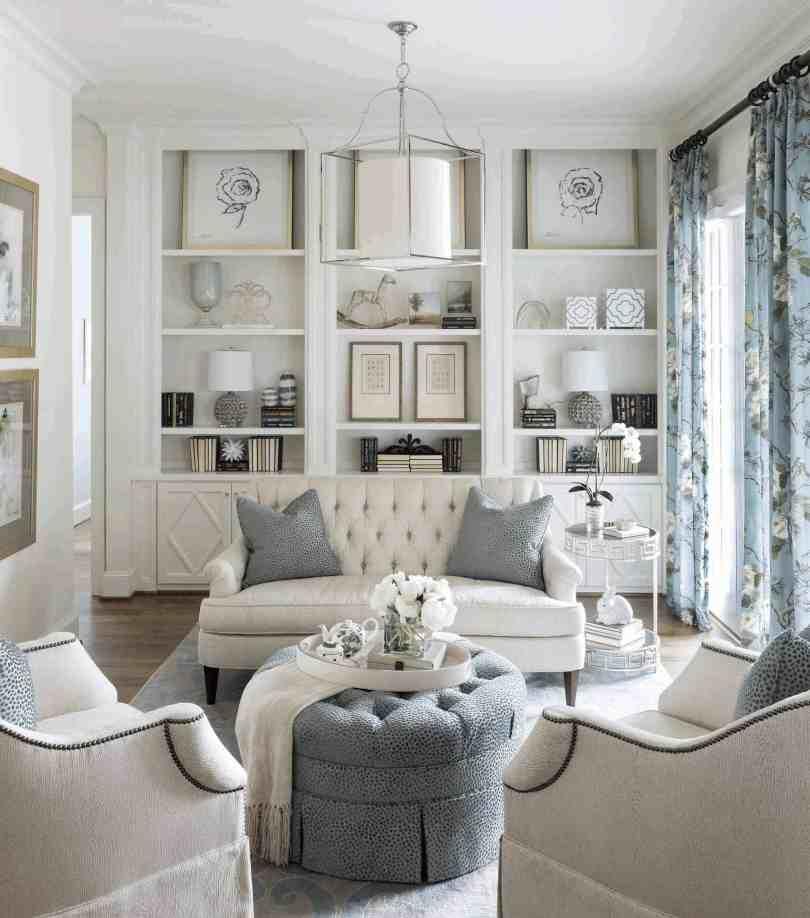 textured living room sofa White Sofa Ideas For A Stylish Living Room
