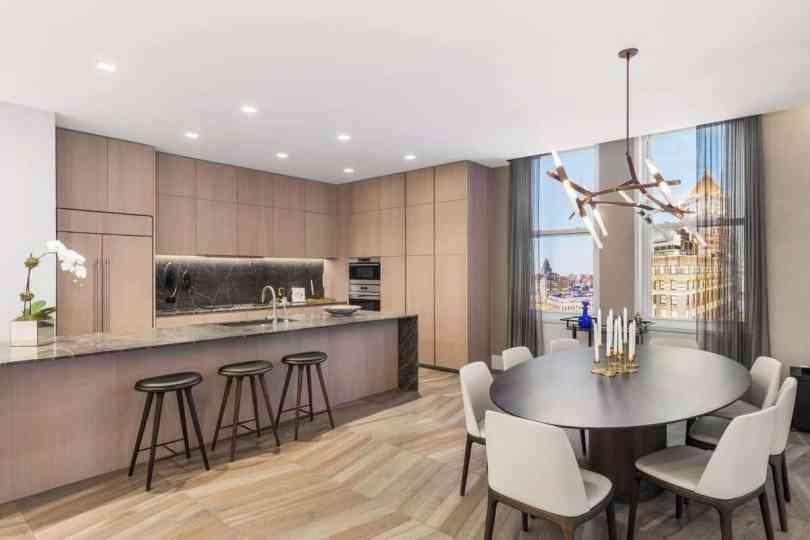ceruse oak kitchen Modern Cabinet Ideas Every Minimalist Will Love