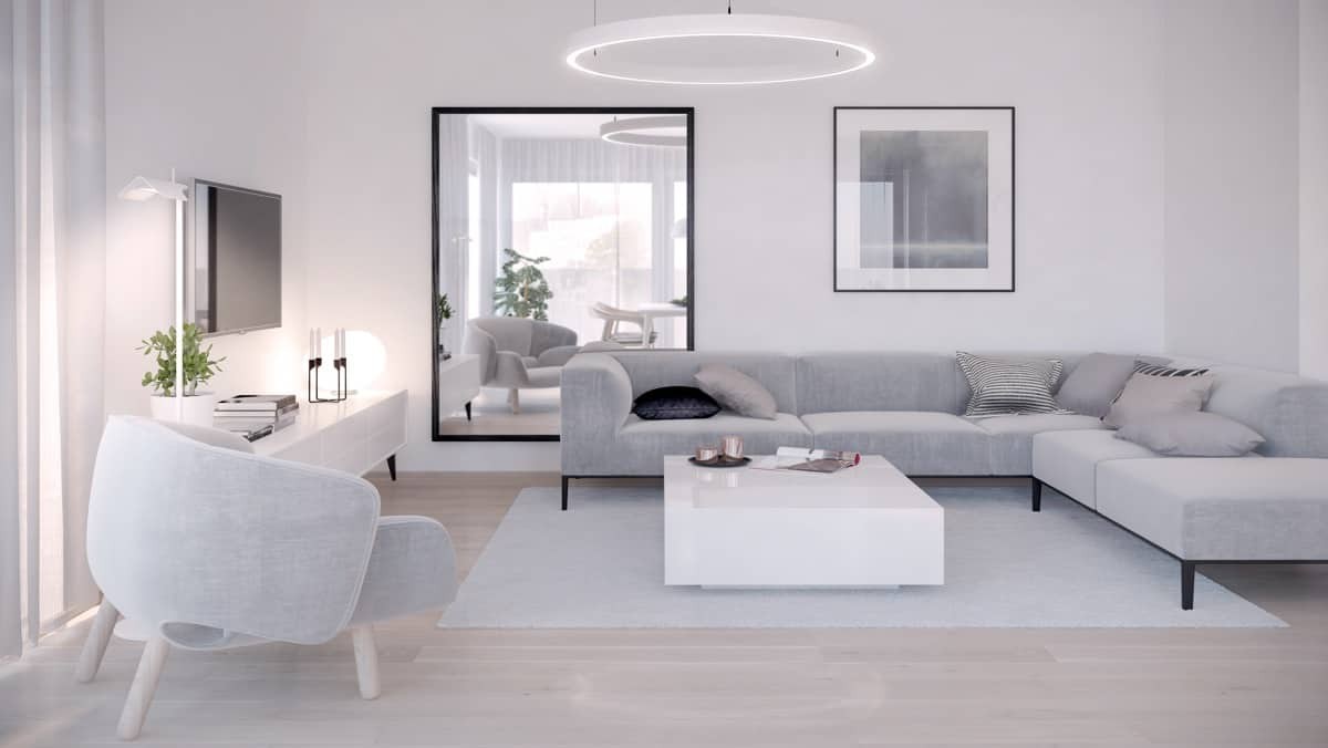 Sleek Minimal Living Room Decor Ideas That Scream Elegance