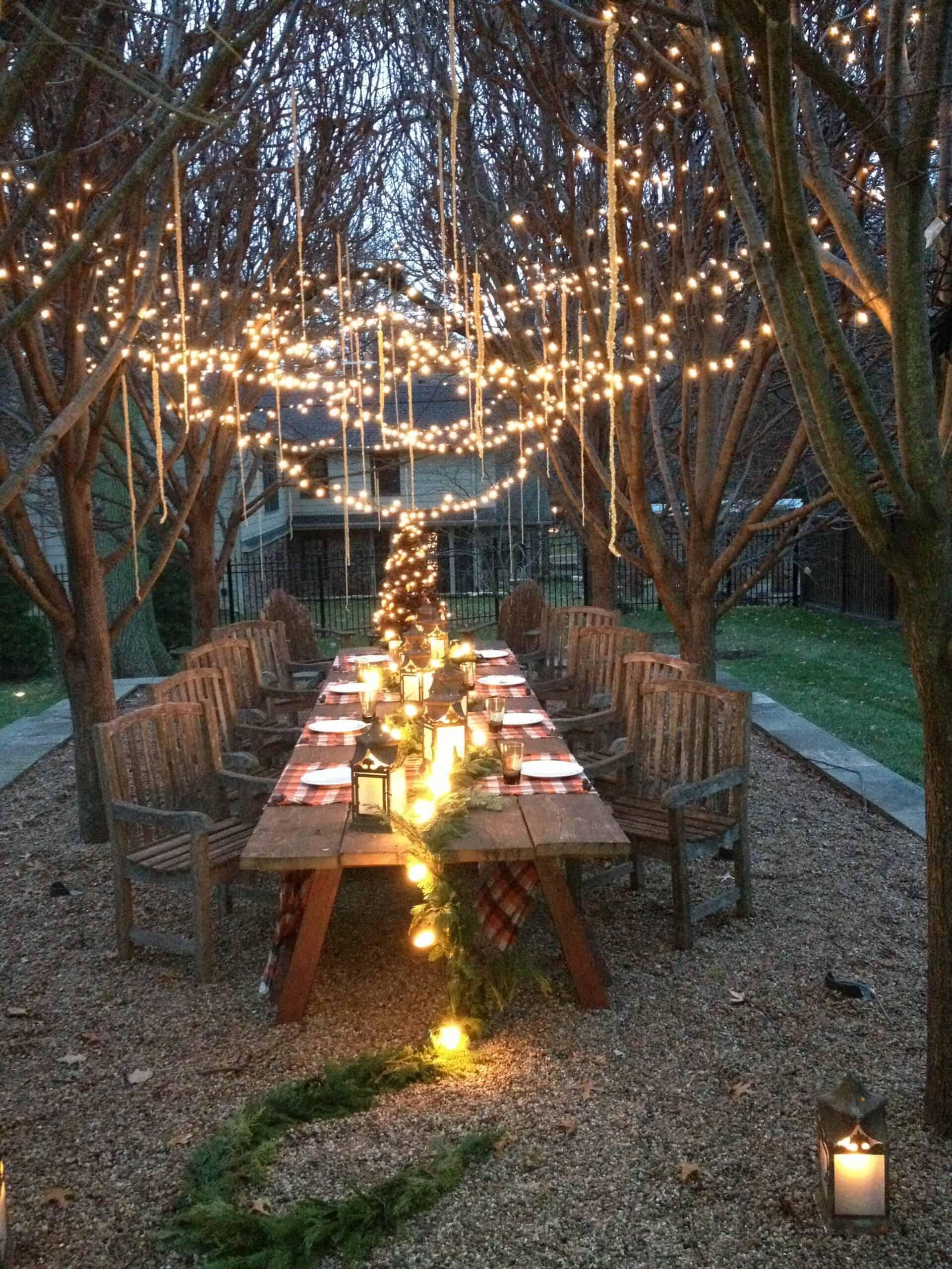 10 best outdoor lighting ideas for