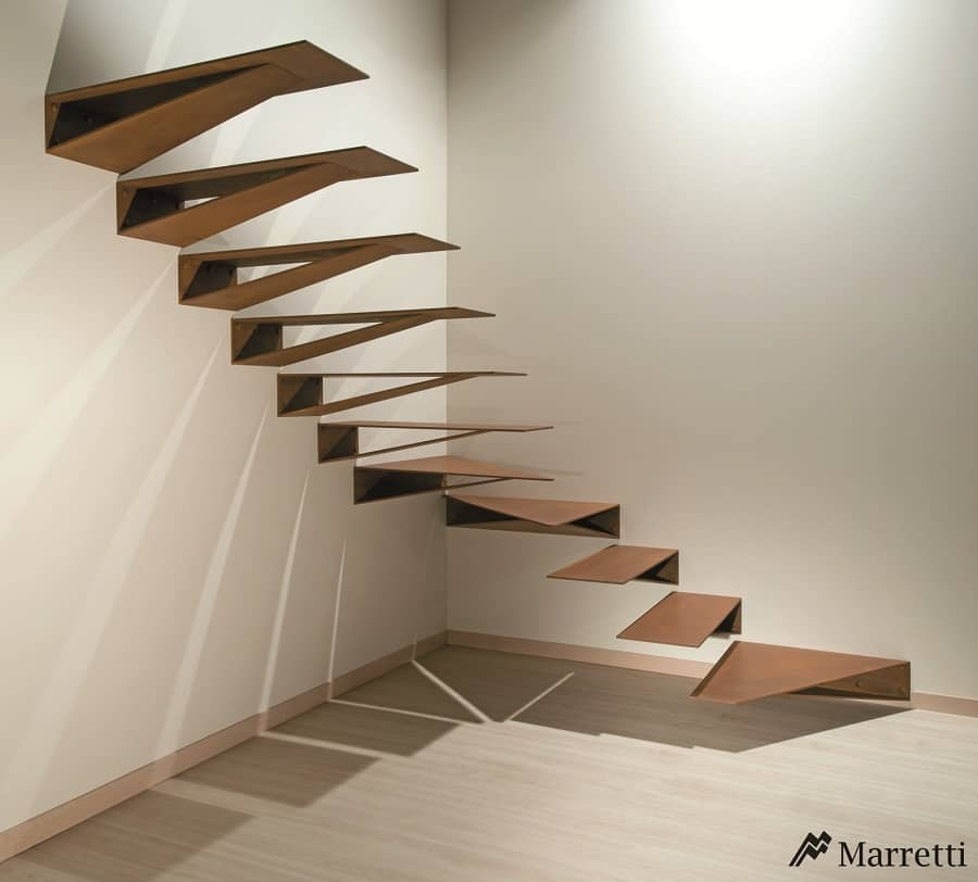 Unique And Creative Staircase Designs For Modern Homes | Modern House Ladder Design | Inside Outside | Metal Balustrade | Loft | Outdoor Balcony | Beautiful