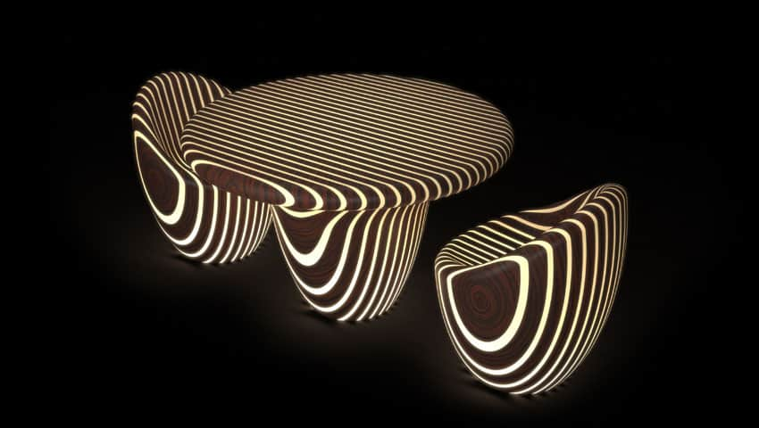 15 Unusual LED Light Designs For Home