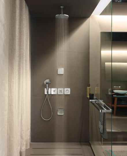 AXOR Citterio E Bathroom Fixtures Wow with New Slender Figure View in gallery axor citterio e bathroom fixtures 4 jpg