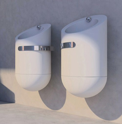 modern wall mount sinks by equa are awesome