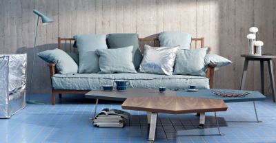 Gervasoni Furniture Collection Gray by Paola Navone ...