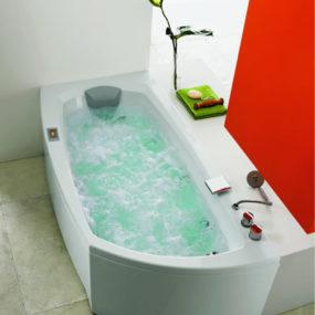 Ergonomic Sunken Bathtub Installation By Rexa Puts Bath