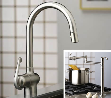 new grohe ladylux pro kitchen faucet