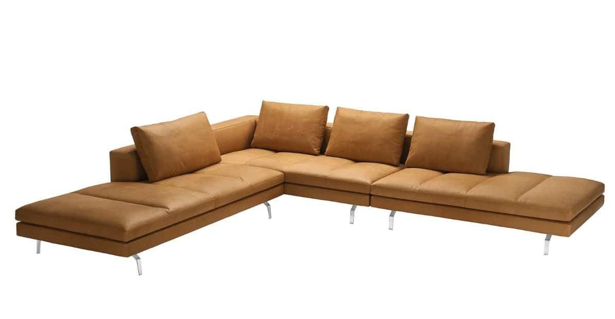 modern modular sofa with removable