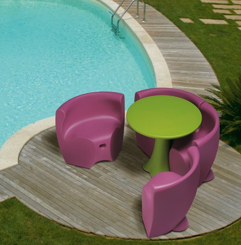 plastic outdoor furniture from myyour
