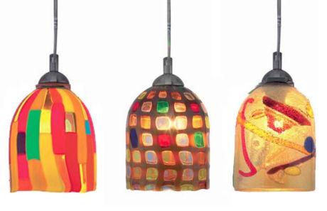 luce modern italian pendant lighting