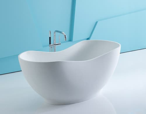 Solid Surface Bathtub Lithocast Freestanding Baths By Kohler