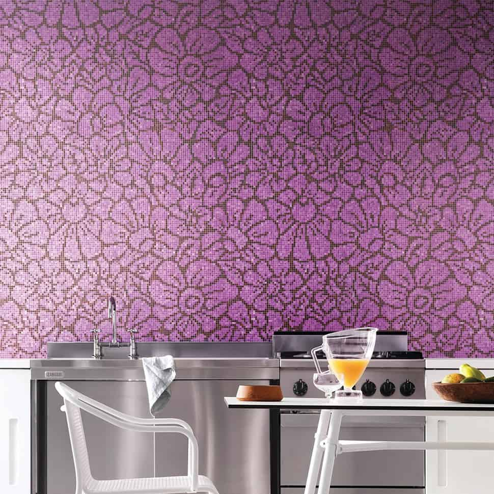 Wall Tile Patterns Kitchen