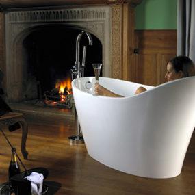 Japanese Sit Bath Tub Deep Free Standing Soaking Tub Sorrento By Victoria Amp Albert