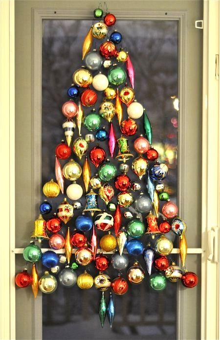 Wall Christmas Tree Ideas Top 20 For 2012