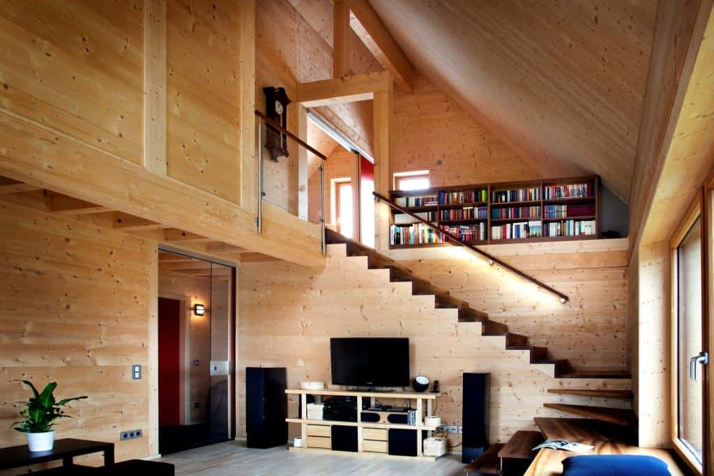Hi Tech Wooden House Built Without Glue Screws Or Nails