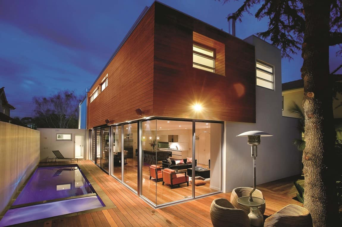 3 Storey Modern House With Timeless Design