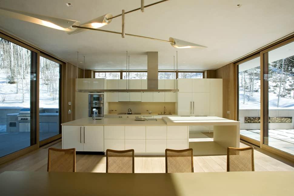 Contemporary Kitchen Floor Plans