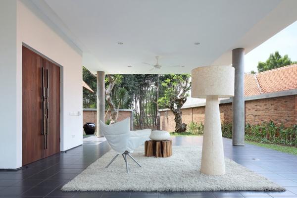 Modern Indonesian Houses A Beautiful Balance