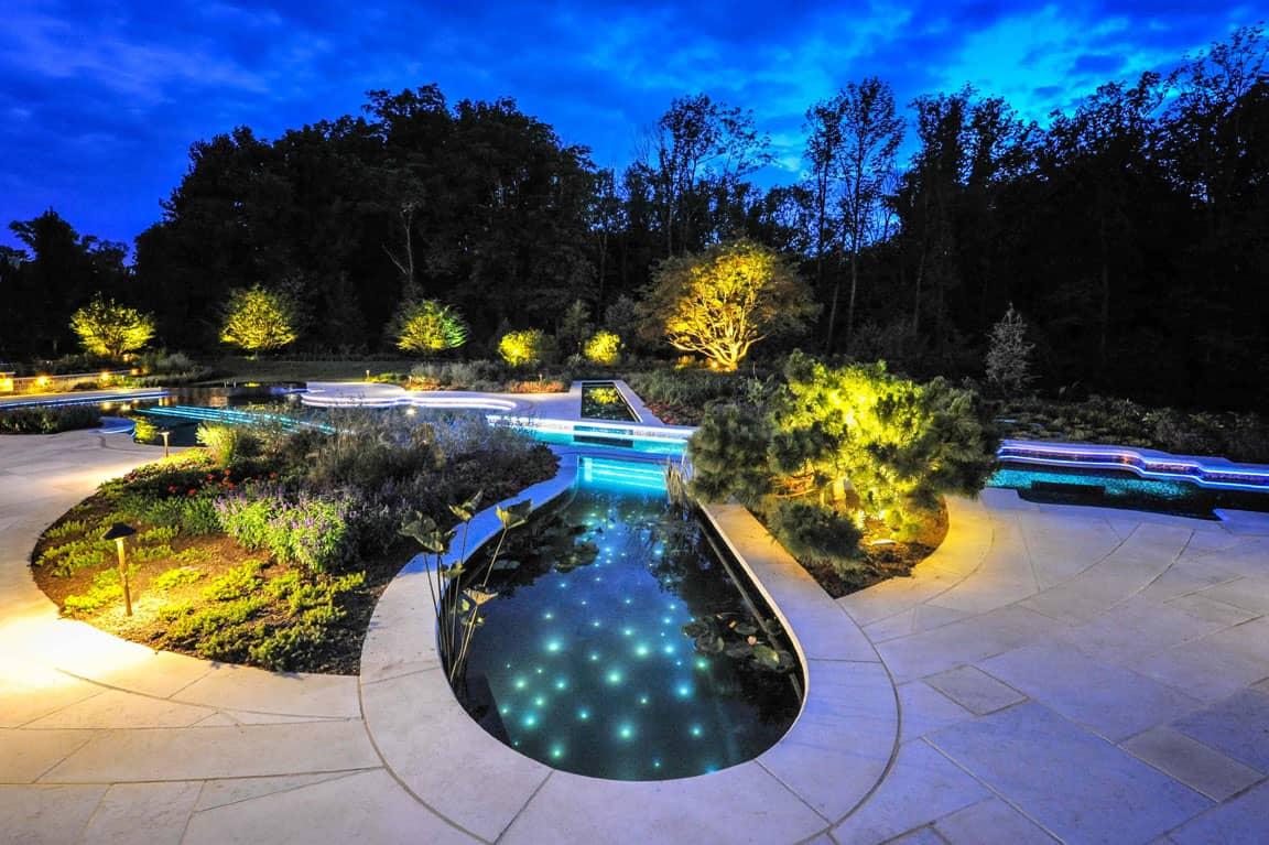 Koi Pond Garden Design