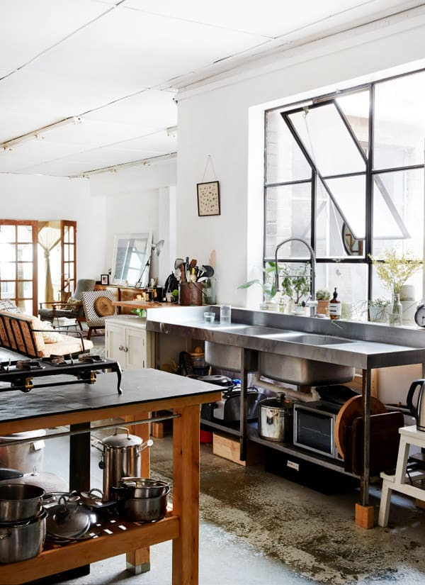 title | Industrial Style Kitchen