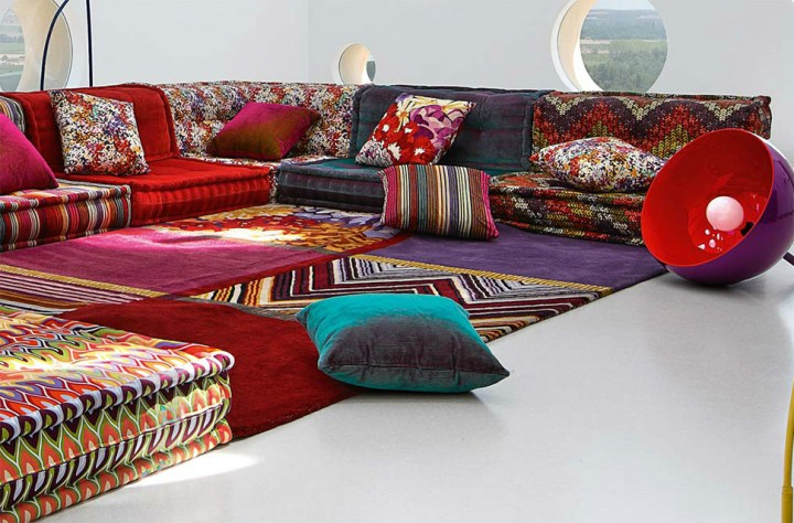 Awesome Roche Bobois Divani Photos - Idee Arredamento Casa ...