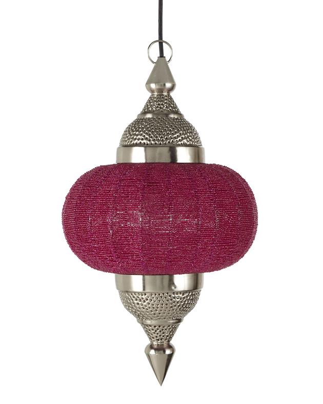 indian inspired manak pendant light