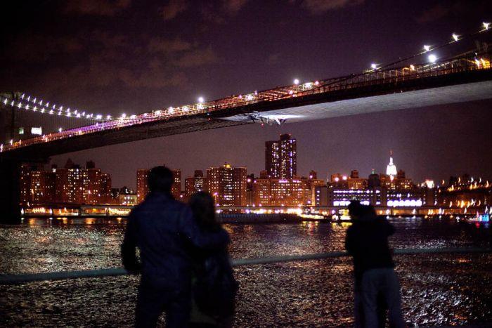 New York Brooklyn Köprüsü