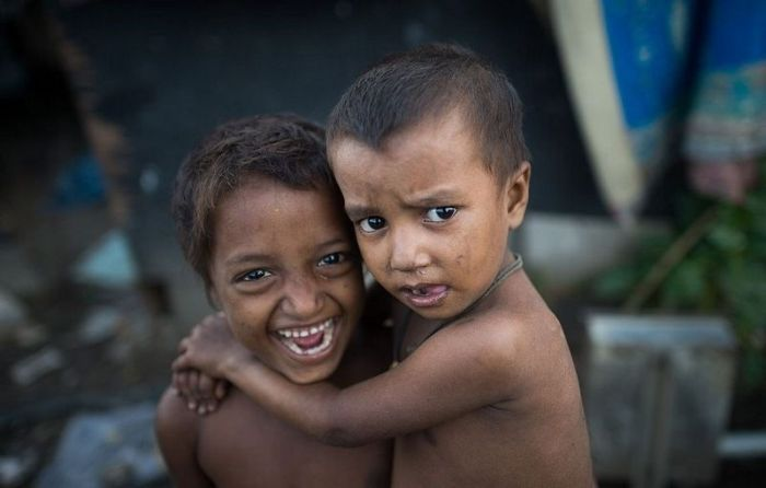 Bangladeş Halkı(30 Fotograf)