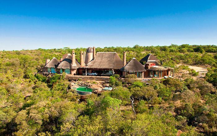 Limpopo Eyaletinde ki Lüks Villa - Leobo Private Reserve(22 Fotograf)