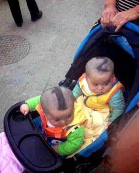 İkizleri Ayırt Etmek İçin Doğal Yol