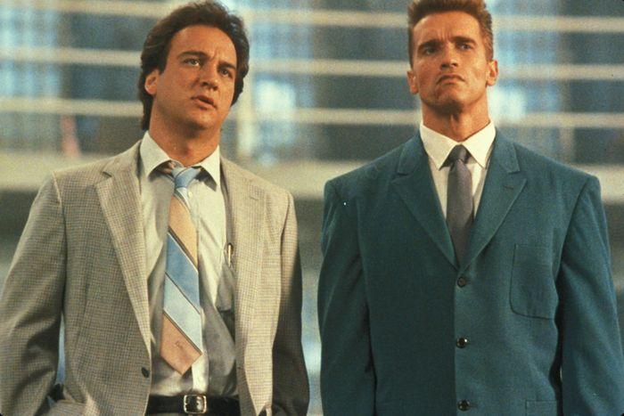 Arnold Schwarzenegger ve James Belushi'nin Şimdiki Halleri
