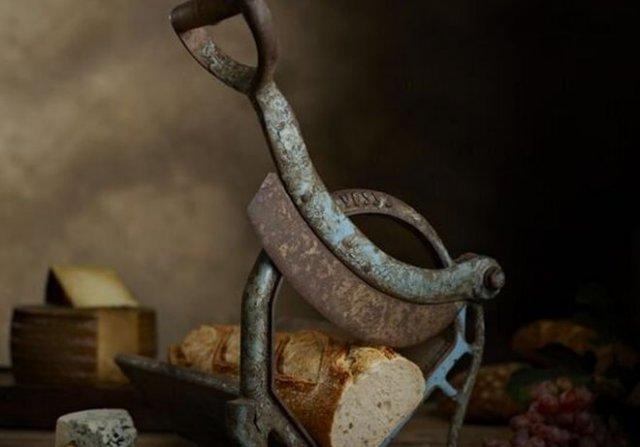 Eski ekmek kesici