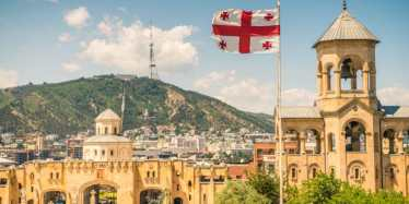 Достопримечательности Тбилиси: Топ-27 (МНОГО ФОТО)