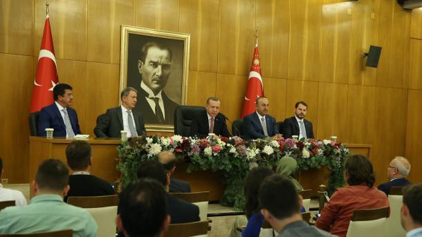 Erdogan: Poziv Izraelu da poštuje ljudska prava i ne izaziva tenzije u regiji