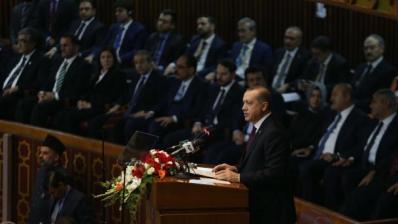 Erdoğan: Westen unterstützt DEASCH