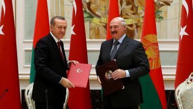 Erdogan: Die Toleranz von Lukaschenko sollte der Welt ein Vorbild sein