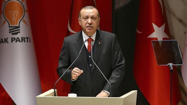 Erdogan: Neka niko od Turske ne očekuje da sjedi skrštenih ruku